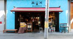 Brasserie Muh - Entrance