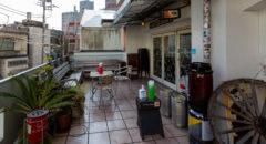 Hatos Bar - Entrance
