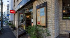 Crossroad Bakery - Entrance