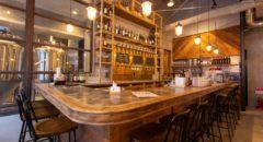 Tokyo Butchers Okachi Beer Lab - Interior - Bar