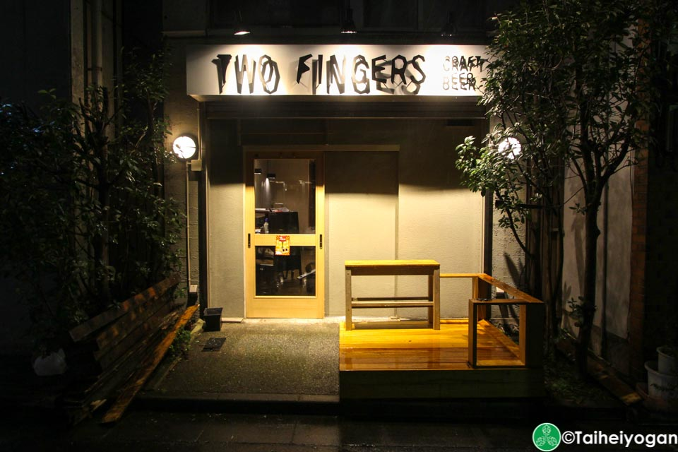 Two Fingers - Entrance