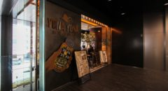 Yona Yona Beer Works (Shinbashi) - Entrance