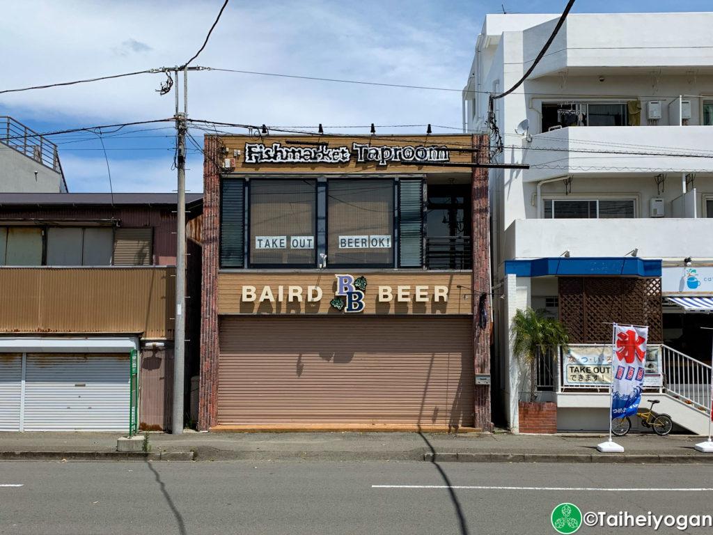 Baird Taproom (沼津フィッシュマーケット・Numazu Fishmarket) - Entrance