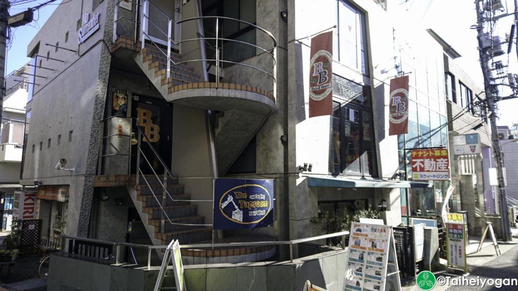 Baird Taproom (Harajuku) - Entrance