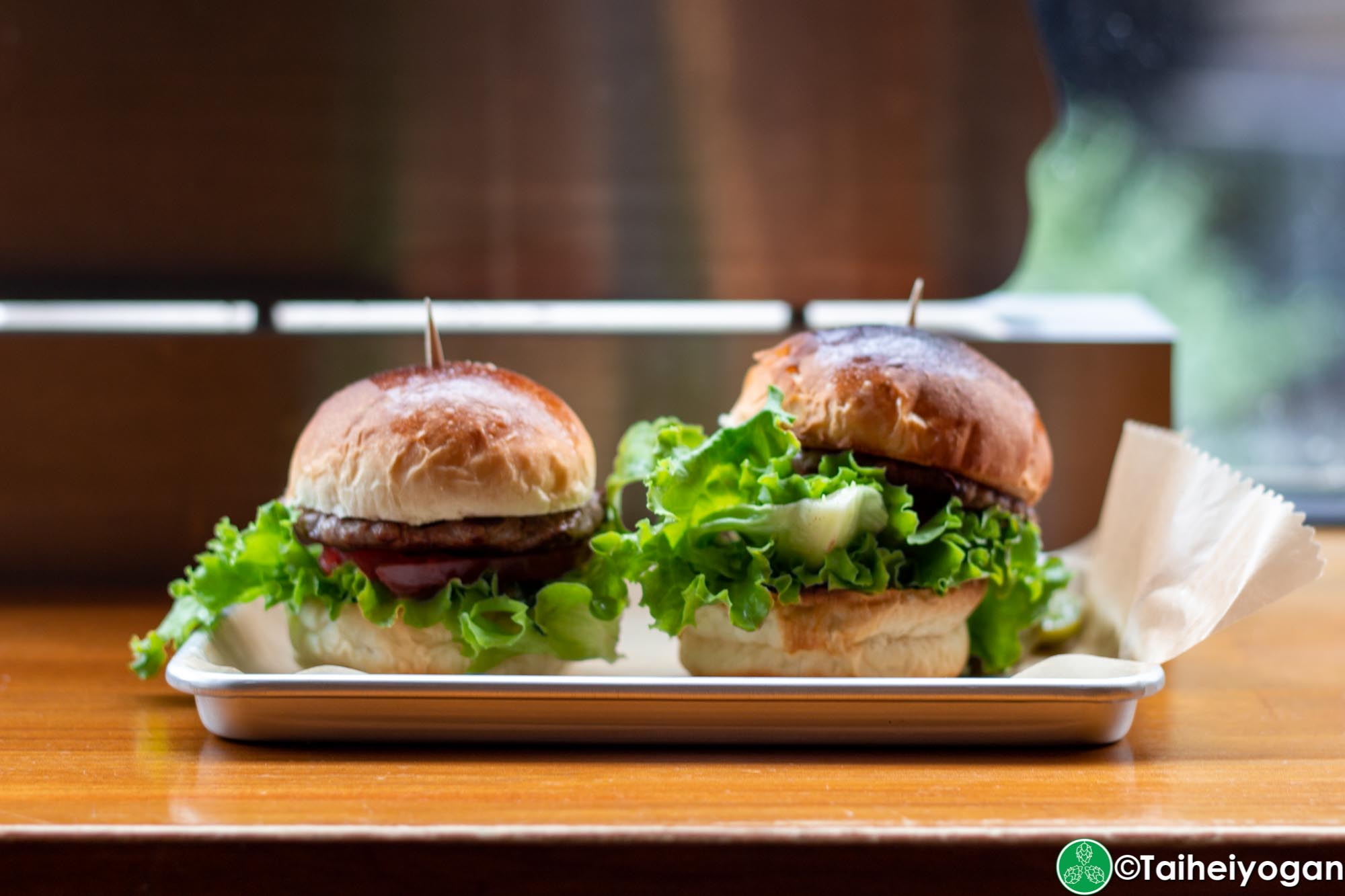 PDX Taproom - Menu - Sliders
