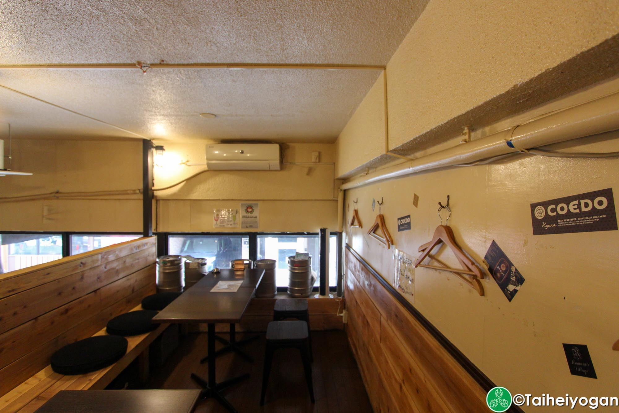 Vector Beer (Kinshicho) - Interior - Loft