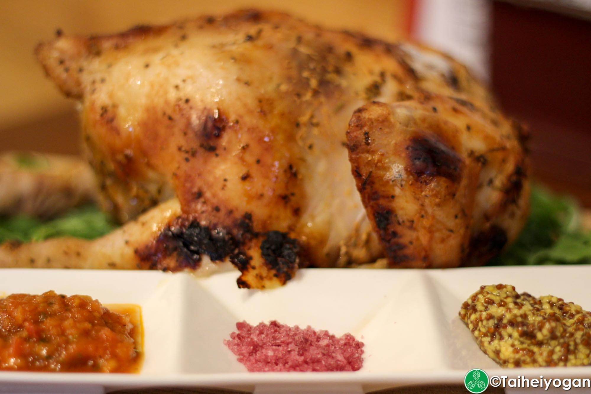 Vector Beer (Kinshicho) - Menu - Rotisserie Chicken