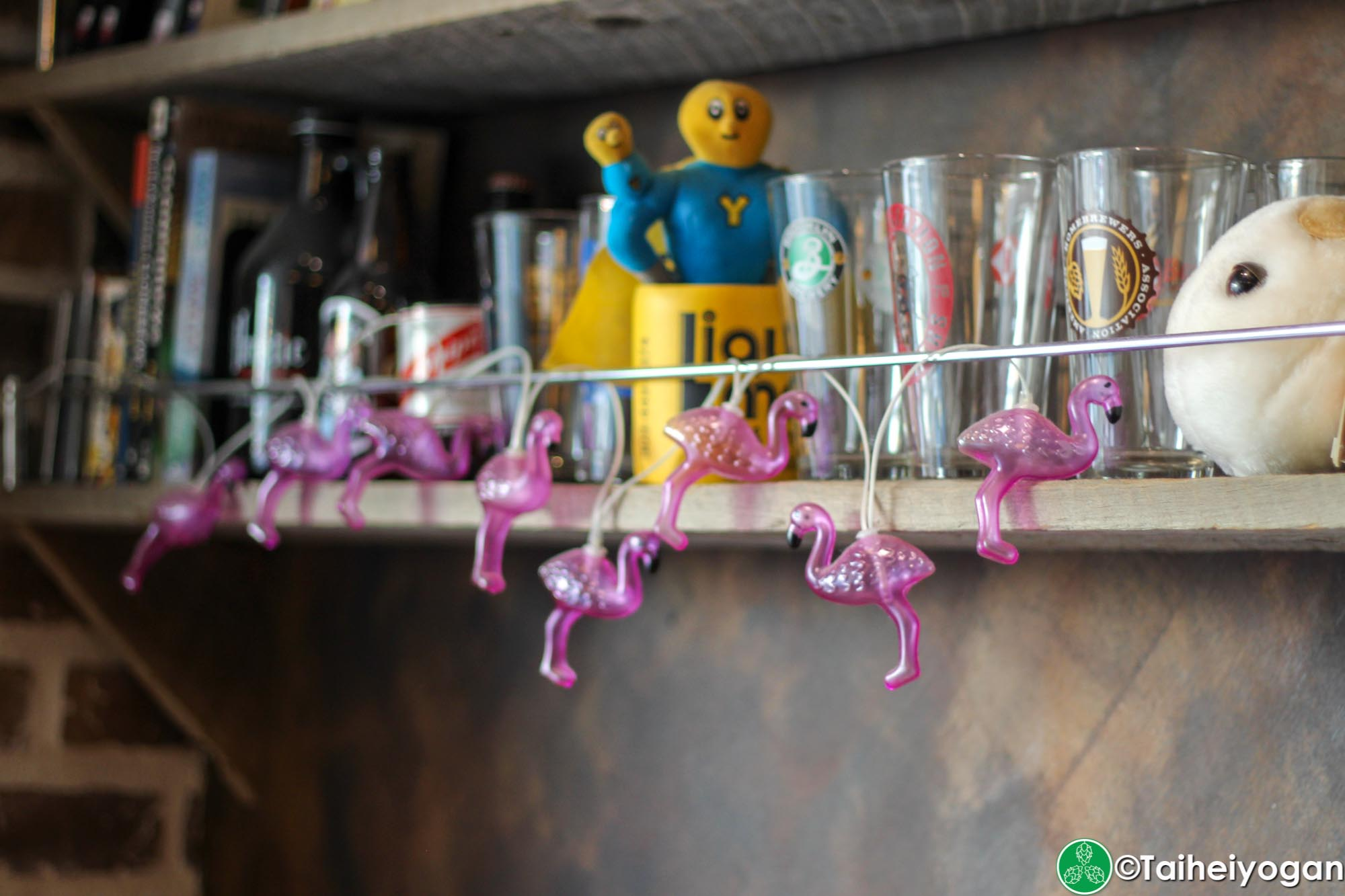 Watering Hole - Interior - Decorations