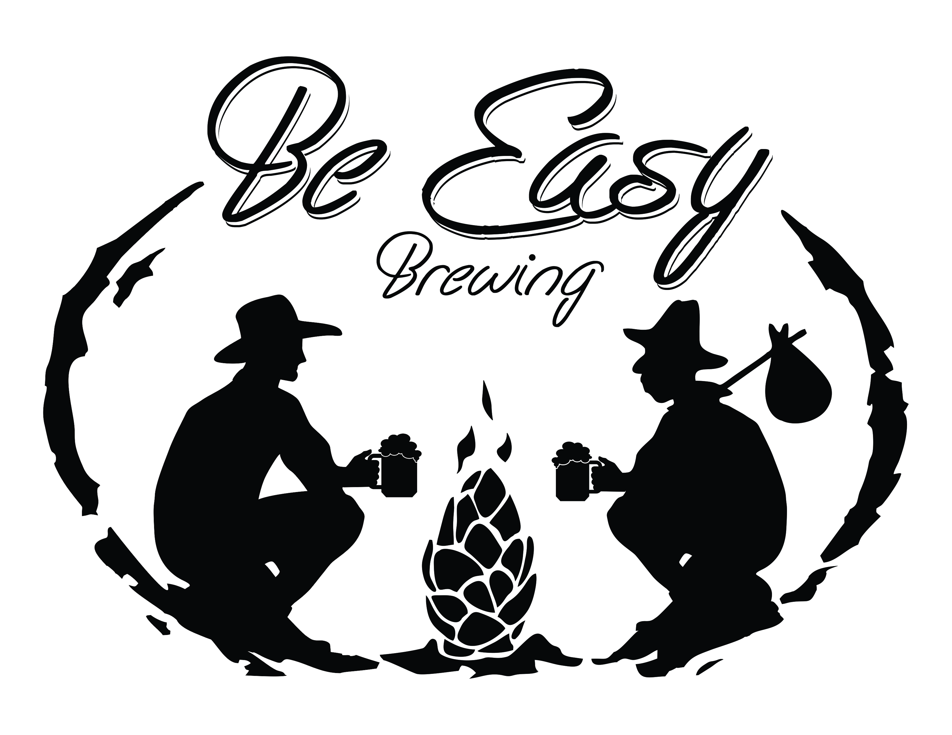 Be Easy Brewing Logo