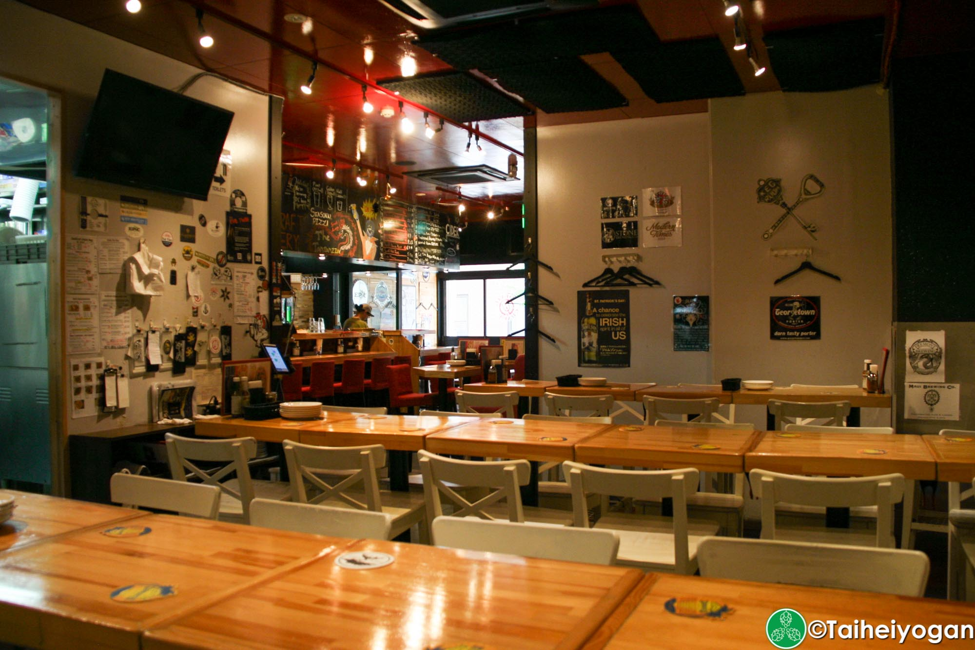 DevilCraft (Hamamtsucho・浜松町店) - Interior - Seating Area