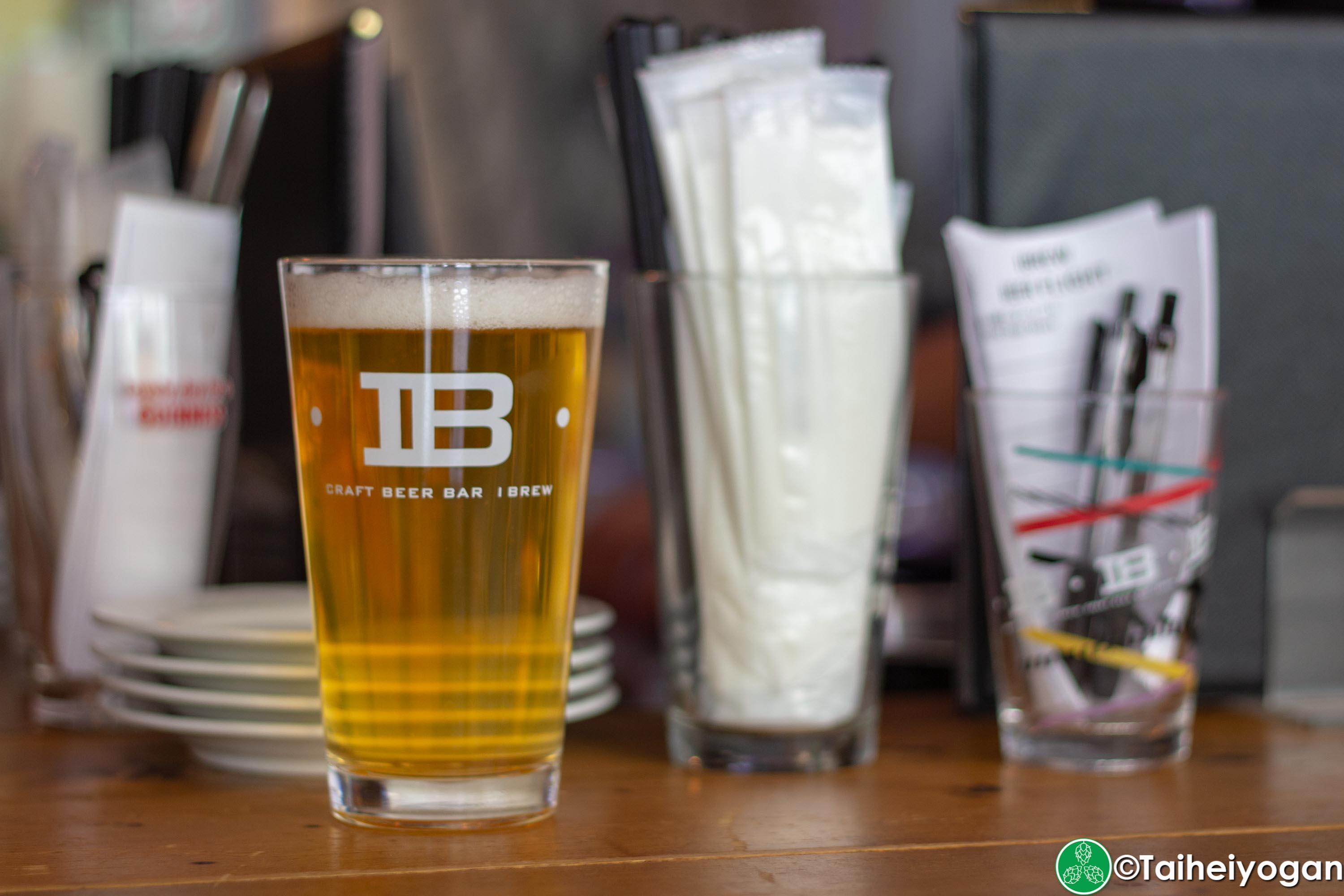 Craft Beer Bar Ibrew (Ginza/銀座) - Menu - Beer