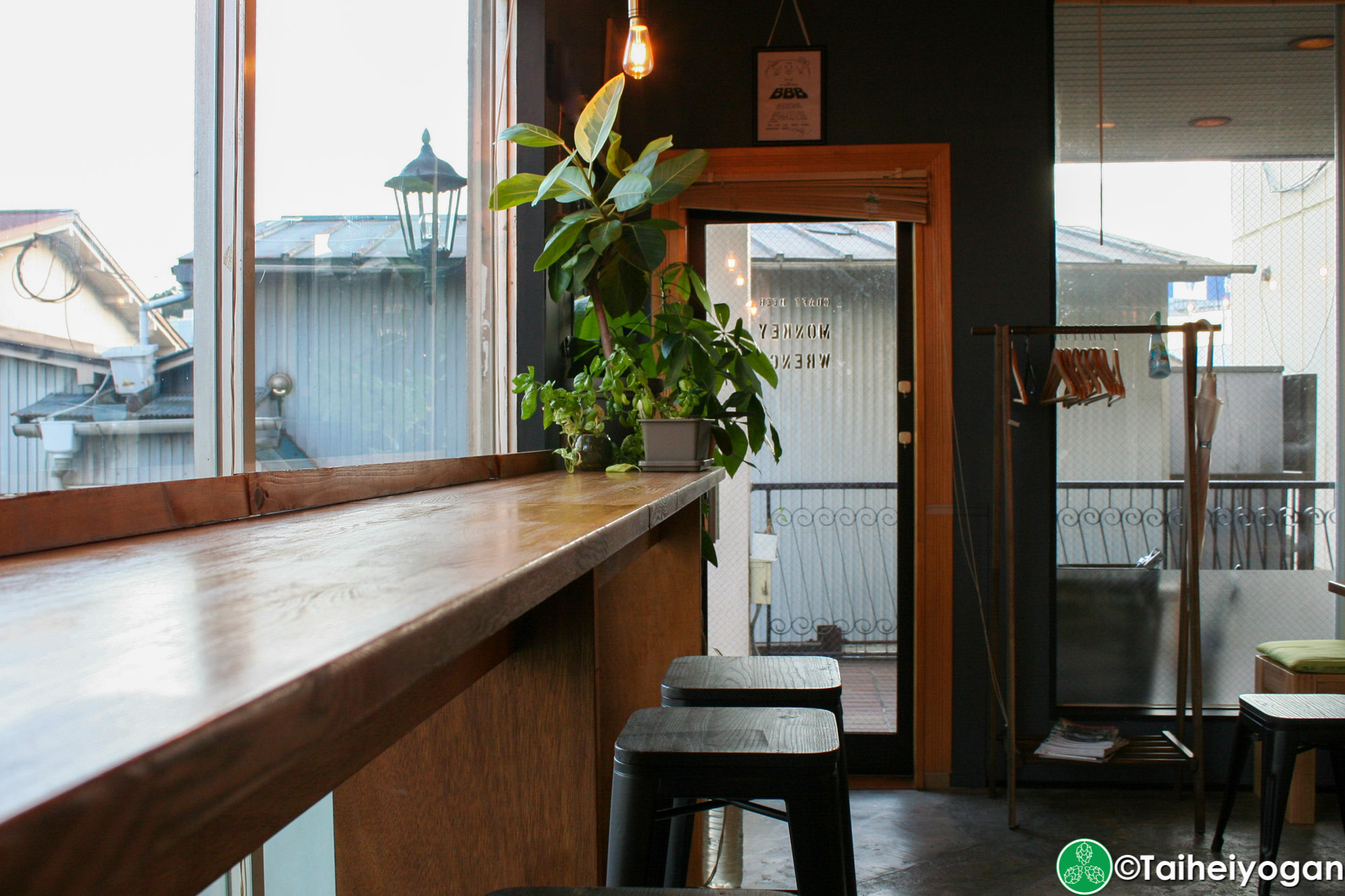 Monkey Wrench - Interior - Counter Seating