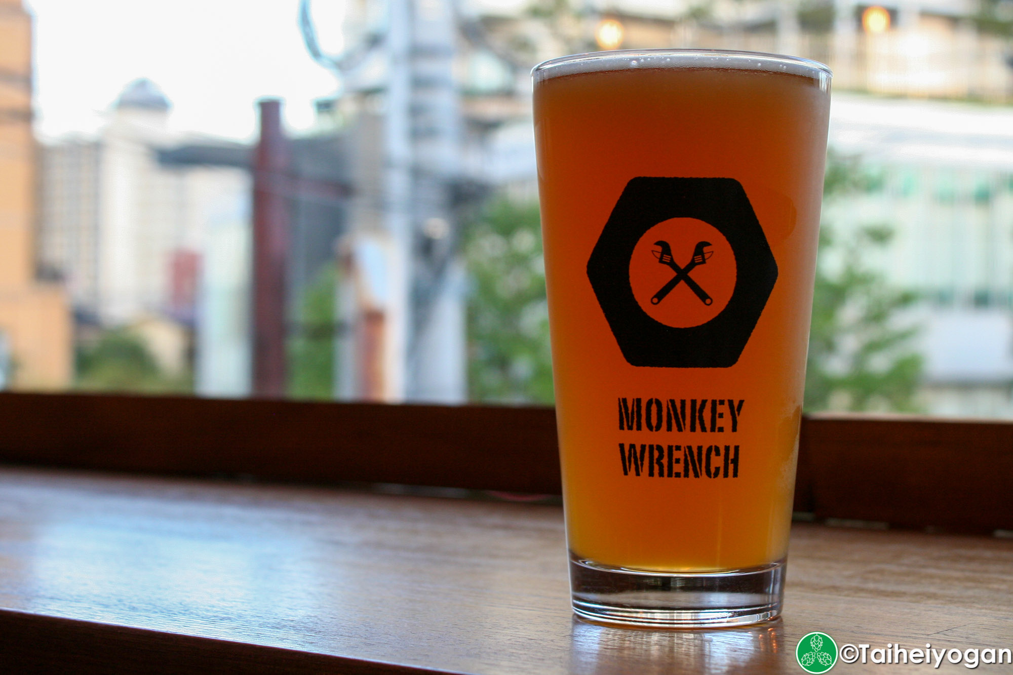 Monkey Wrench - Menu - Craft Beer