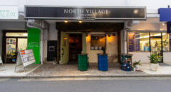 North Village Bar & Grill - Entrance