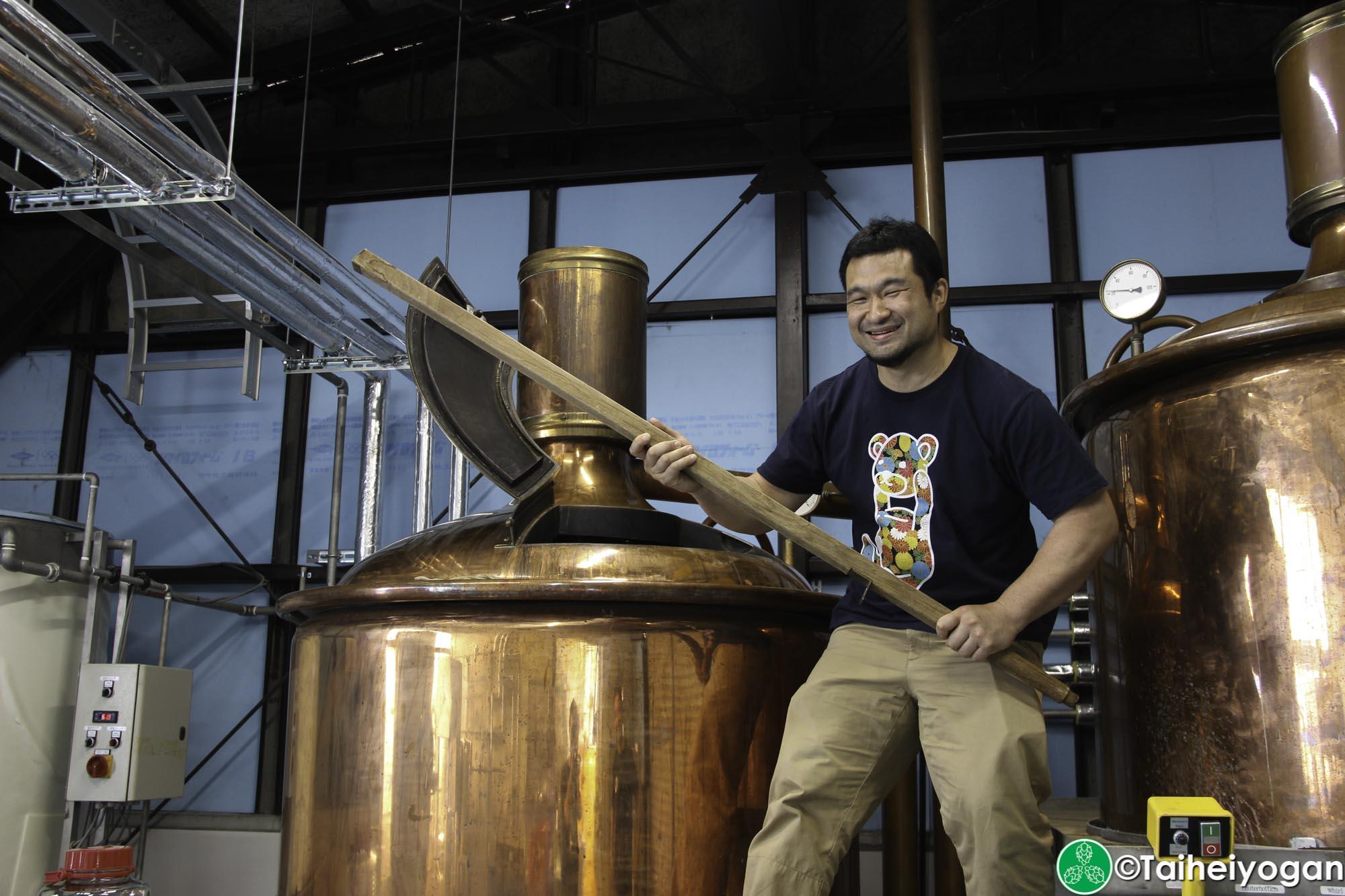 Koudai Tan - Bear Meet Beer