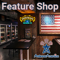 Antenna America Feature Shop