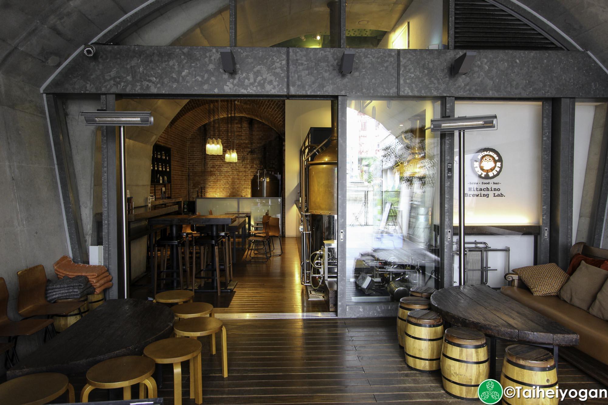 Hitachino Brewing Lab (Kanda Manseibashi - Akihabara)