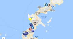 Okinawa Craft Beer Map