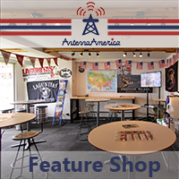 Antenna America (Kannai) Feature Shop