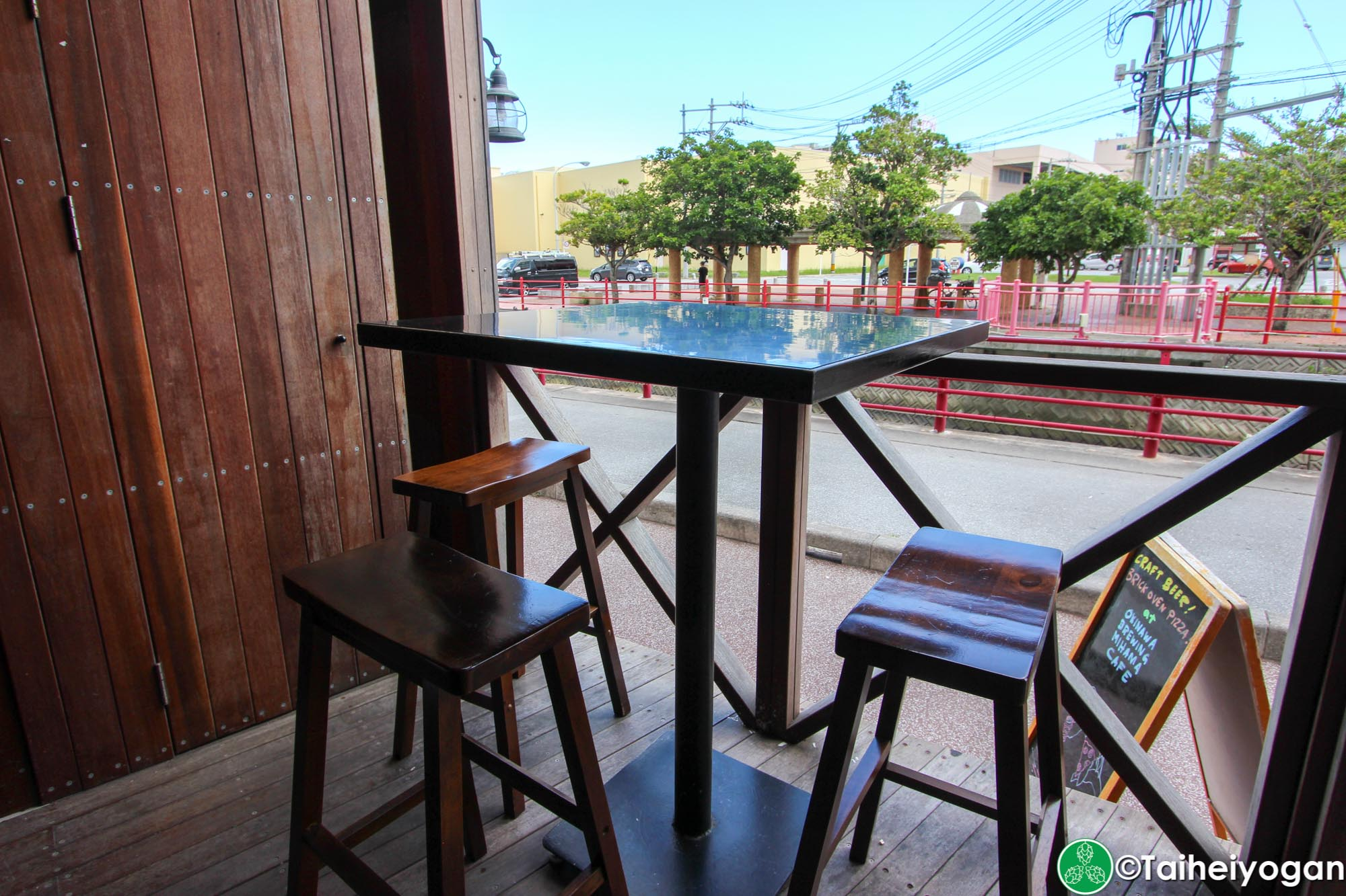 Okinawa Brewing Company - Patio - Seating