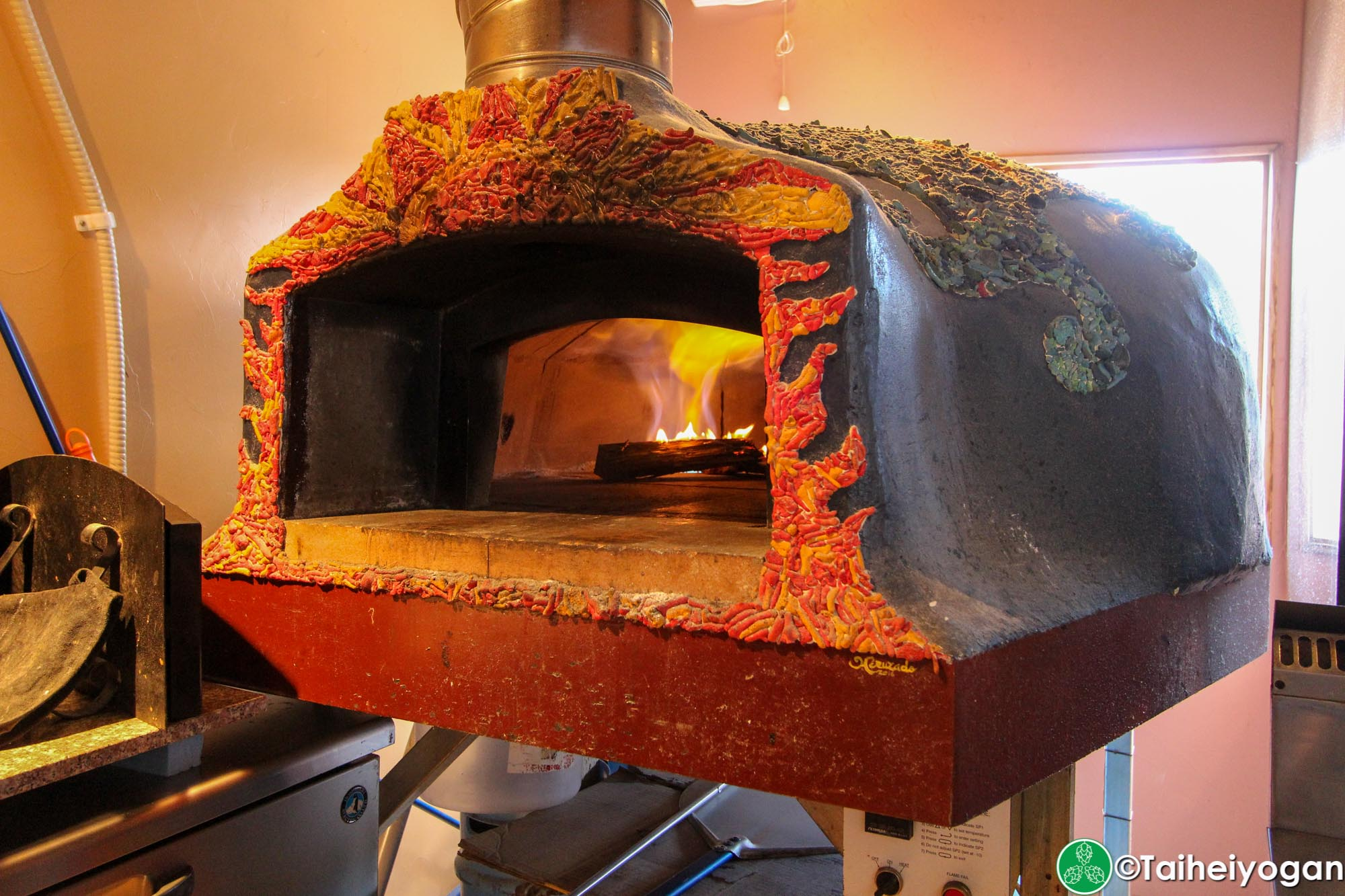 Okinawa Brewing Company - Wood Fired Pizza Oven