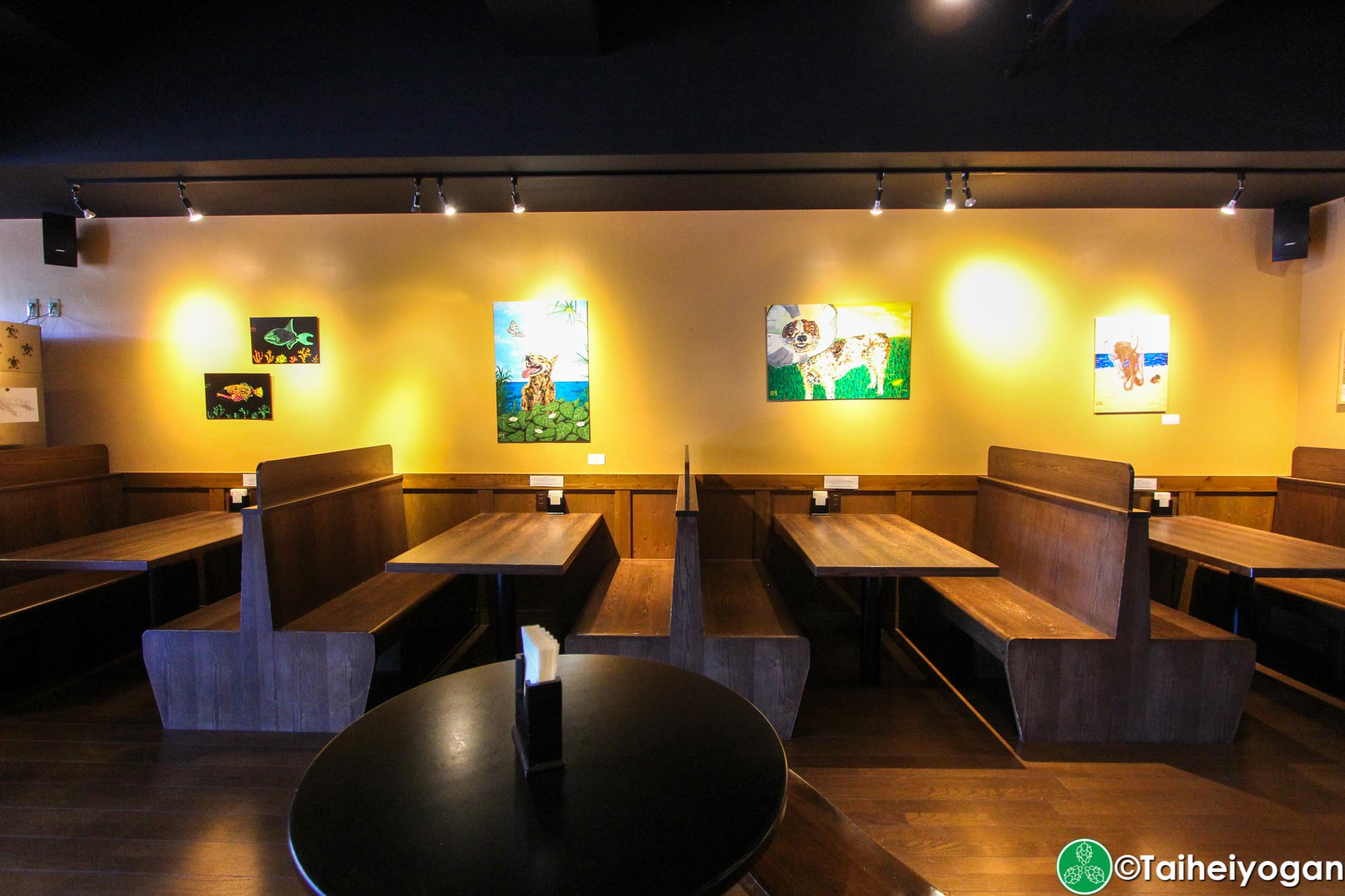 Okinawa Brewing Company - Interior - Seating