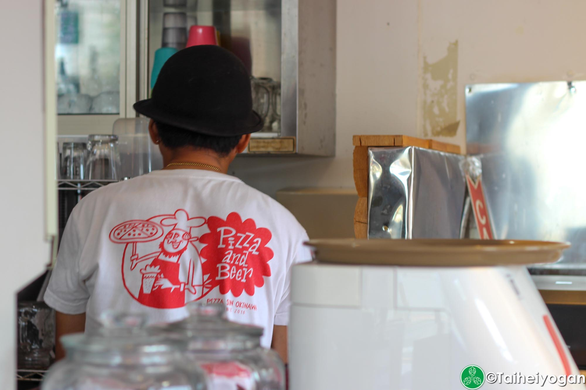 Pizza Sun Okinawa - Staff