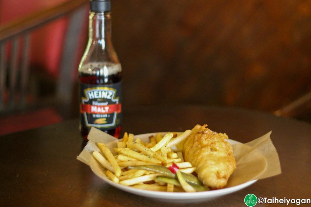 Beear - Menu - Fish & Chips