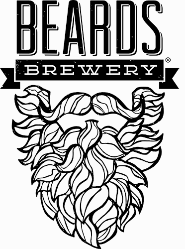 Beards Brewery Logo Black