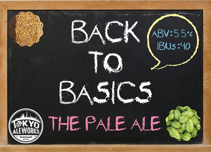 Tokyo Aleworks - Back to Basics Pale Ale