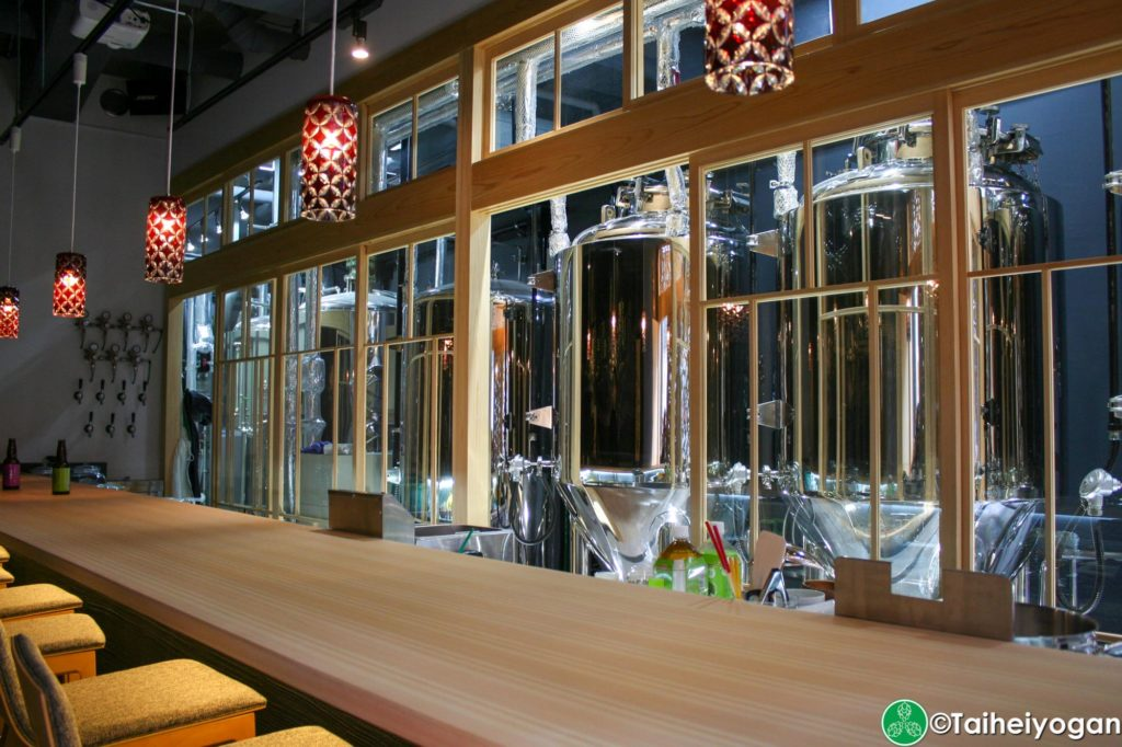 Tokaido Beer - Interior - Bar Counter