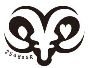 254 Beer Logo