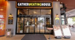 Gather @ Eating House - Entrance