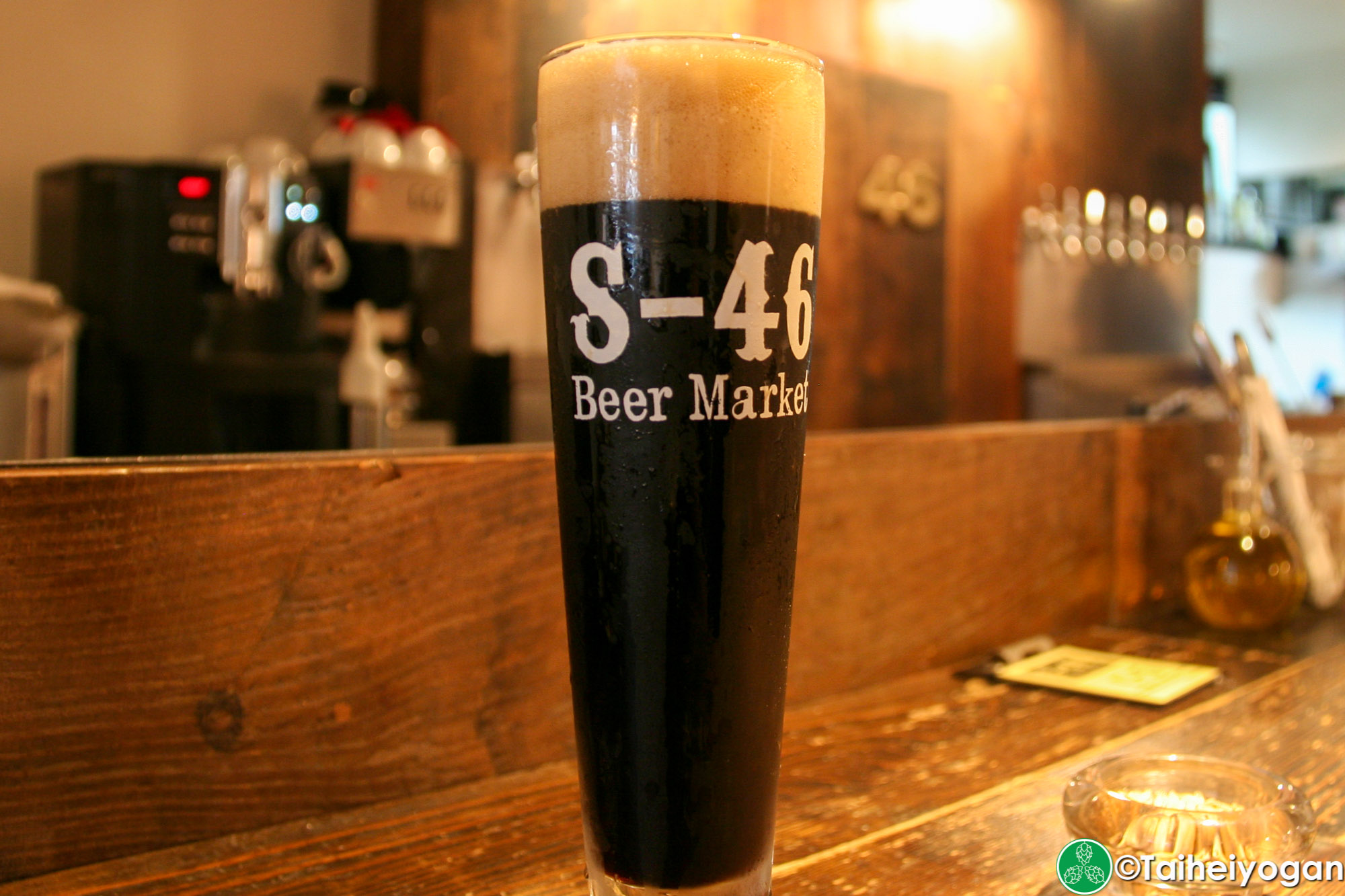 S-46 Beer Market - Menu - Craft Beer