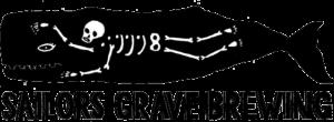 Sailors Grave Logo (Whale)
