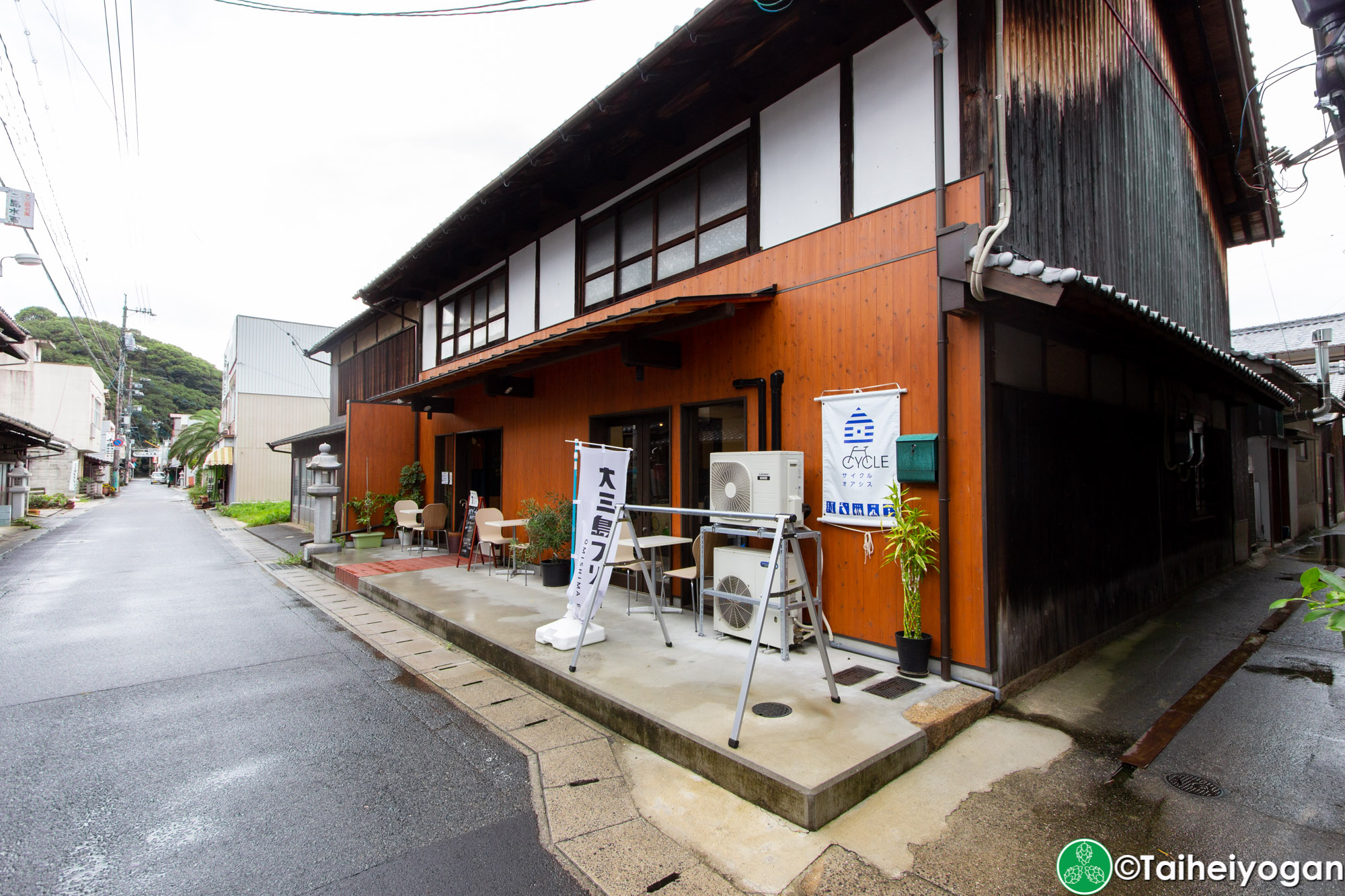 大三島ブリュワリー・Omishima Brewery - Entrance