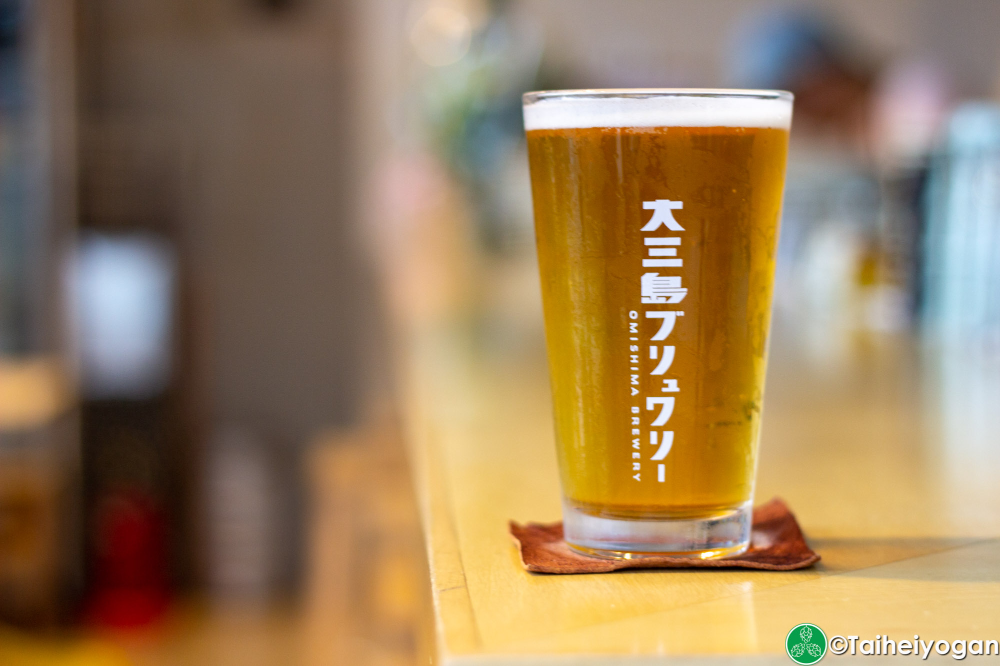 Bokke - Menu - Craft Beer - Omishima Brewery