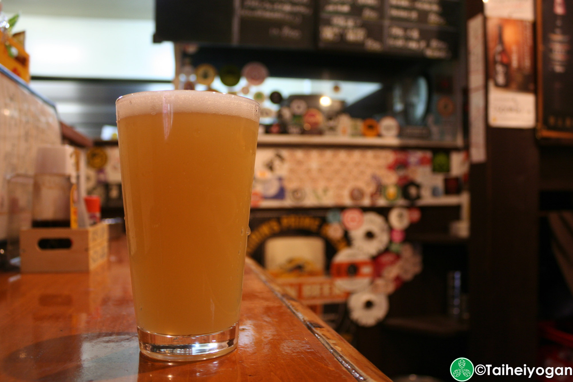 KINGPELICAN BEER STAND 麥ヤ・KINGPELICAN BEER STAND Mugiya - Menu - Craft Beer