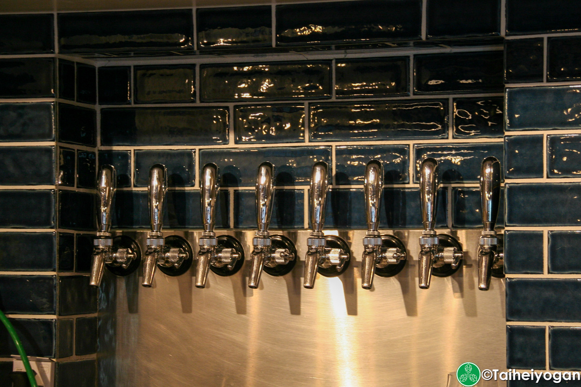 The Slop Shop- Interior - Craft Beer Taps