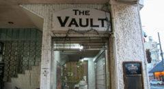 The Vault - Entrance