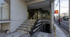 BathHaus - Entrance