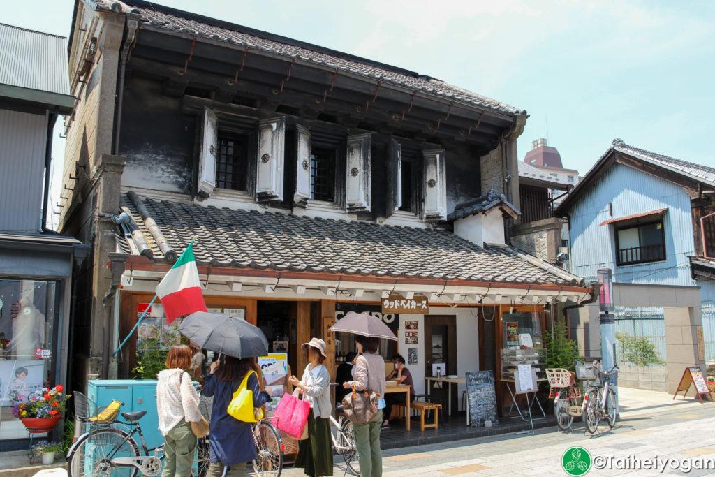 Wood Bakers Kawagoe - Entrance