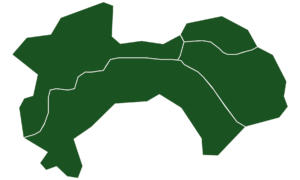 Shikoku Map