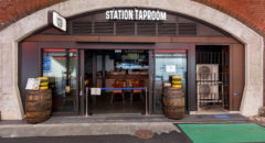 Tokyo Aleworks Station Taproom Yurakucho (TASTY) - Dining Area Entrance
